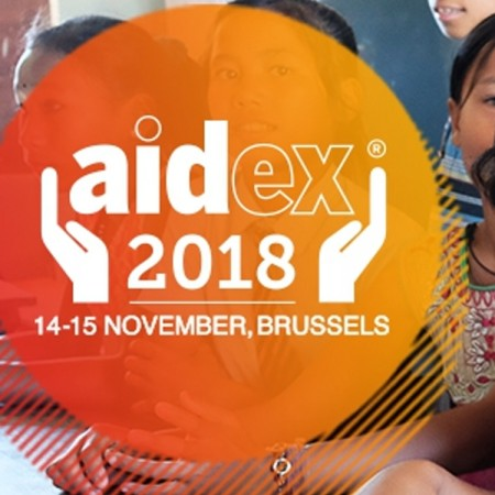 Aidex – 14 & 15 November 2018 – Brussels