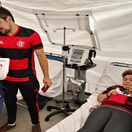 UTILIS Advanced Medical Solutions at the Copa Libertardores football final