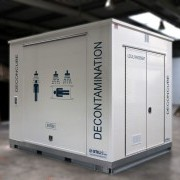 10ft ISO DECONTAMINATION CUBE