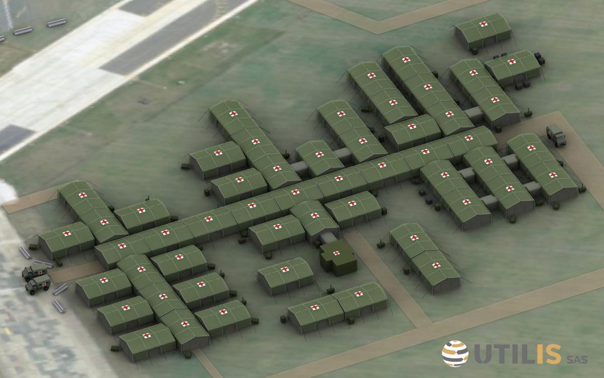 Le consortium UTILIS-G3S remporte l'appel d'offre du Ministère de la Défense belge